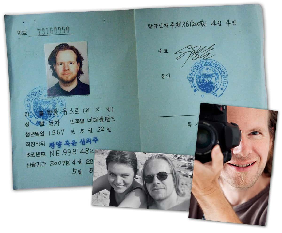 PaspoortJoostKorea